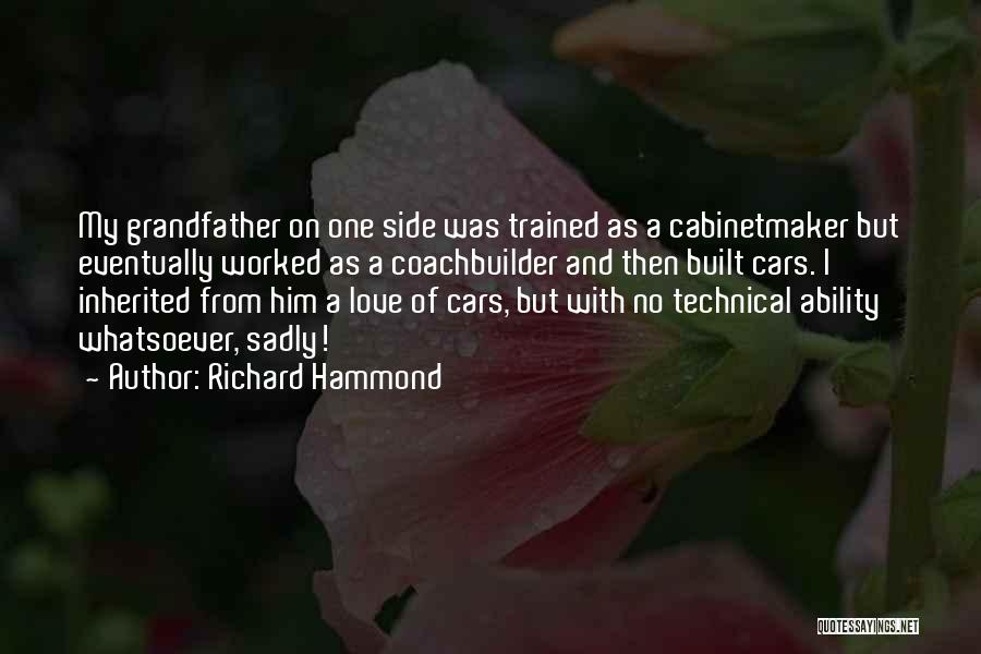 Eventually Love Quotes By Richard Hammond