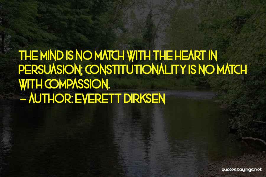 Everett Dirksen Quotes 109759