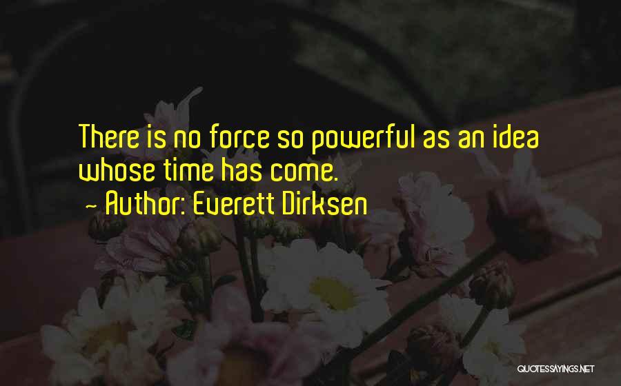 Everett Dirksen Quotes 1456203