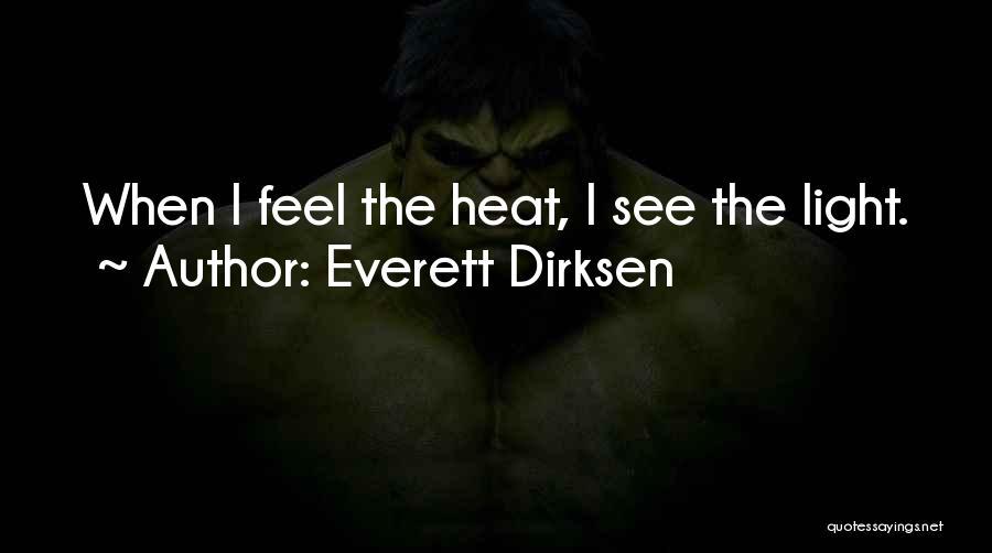 Everett Dirksen Quotes 749914