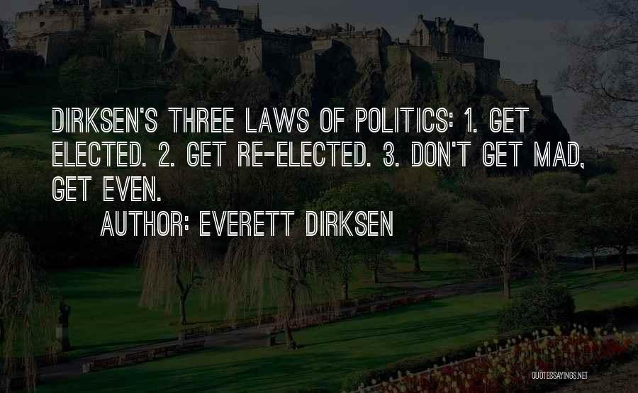 Everett Dirksen Quotes 896668
