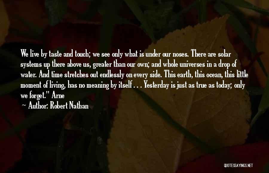 Every Drop Of Water Quotes By Robert Nathan