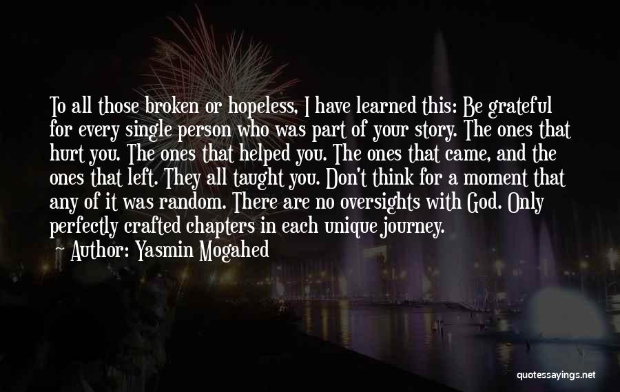 Every Moment I Think Of You Quotes By Yasmin Mogahed