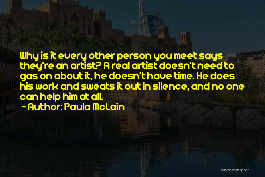 Every Person You Meet Quotes By Paula McLain