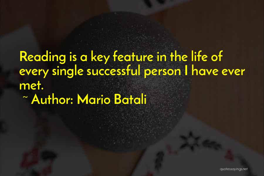 Every Successful Person Quotes By Mario Batali