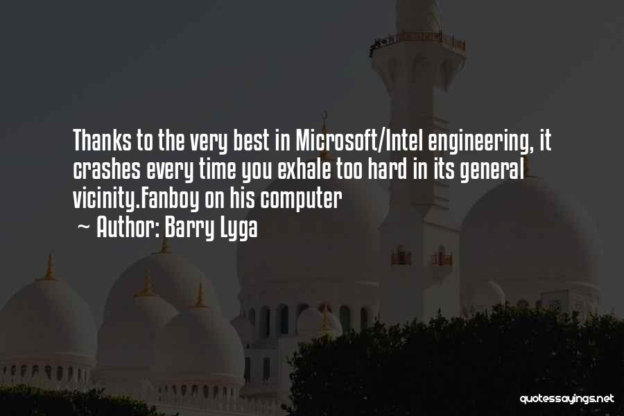 Every Time Best Quotes By Barry Lyga
