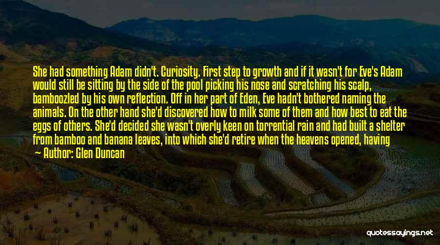 Every Time Best Quotes By Glen Duncan
