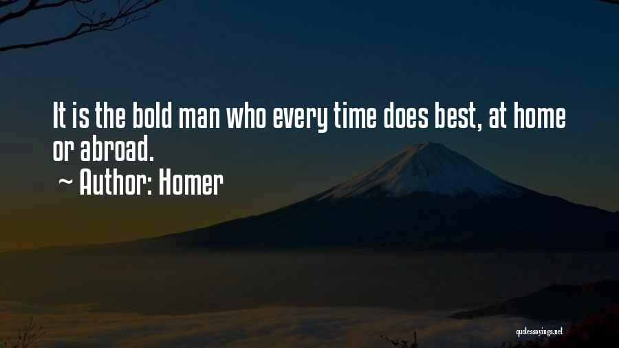 Every Time Best Quotes By Homer