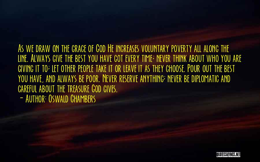 Every Time Best Quotes By Oswald Chambers