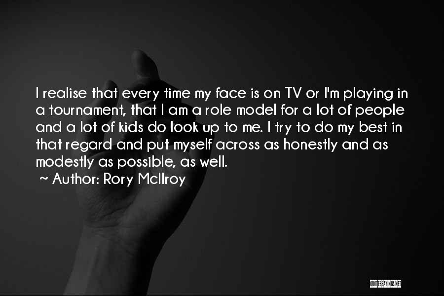 Every Time Best Quotes By Rory McIlroy