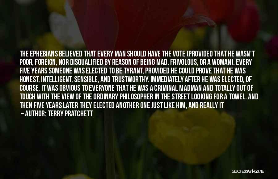 Every Woman Is Not The Same Quotes By Terry Pratchett