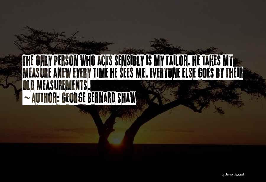 Everyone Has Their Own Beauty Quotes By George Bernard Shaw