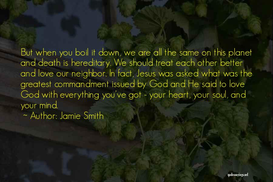 Everything Is Better With You Quotes By Jamie Smith