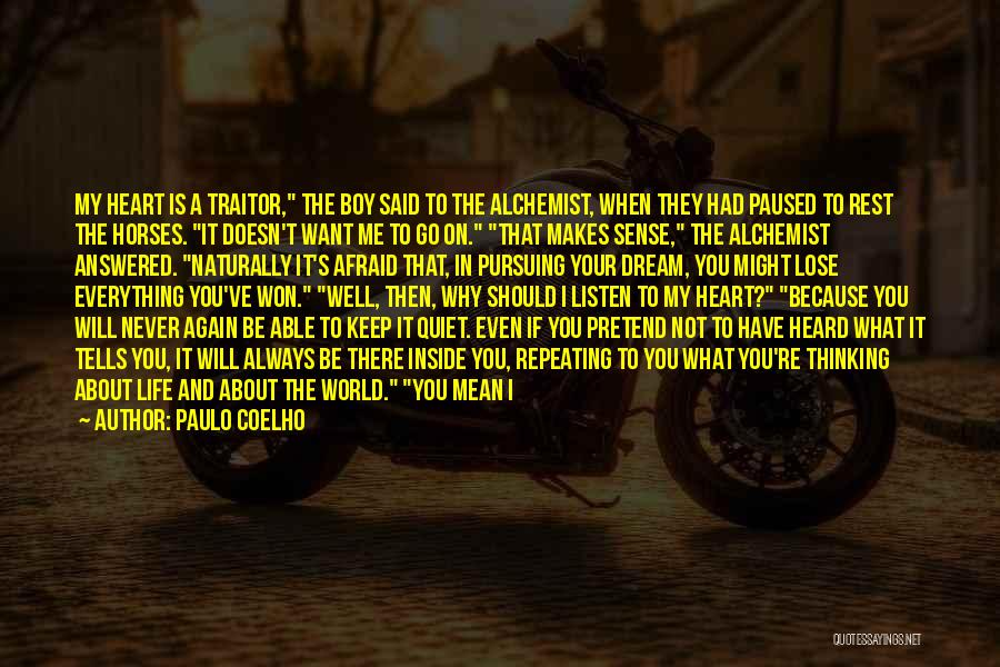 Everything Is Better With You Quotes By Paulo Coelho