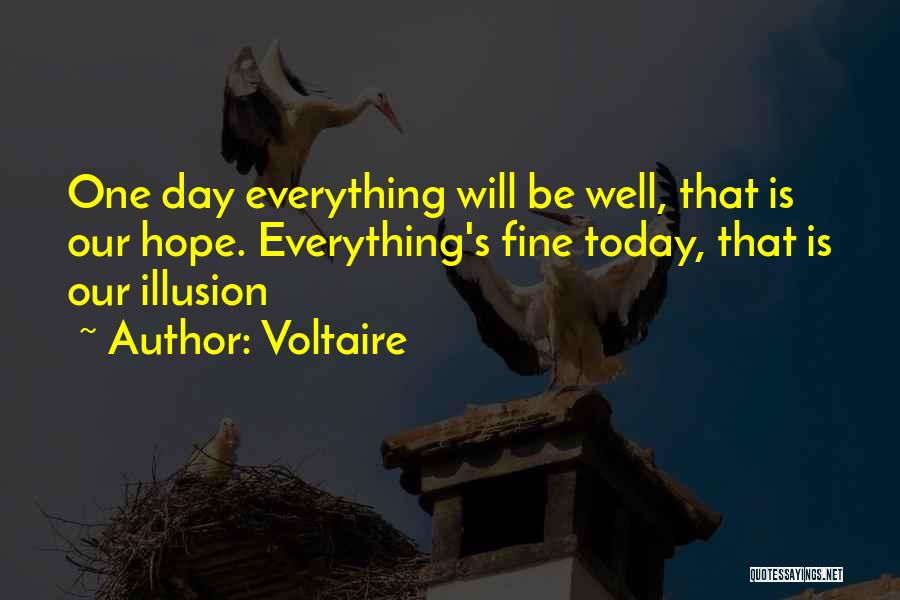 Top 85 Quotes Sayings About Everything Will Be Fine