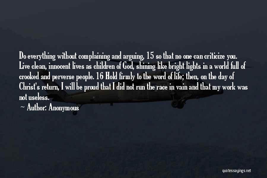 Everything Will Work Out For The Best Quotes By Anonymous