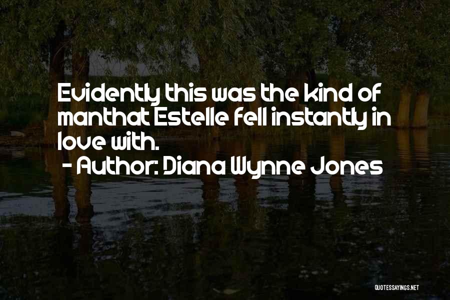 Evidently Quotes By Diana Wynne Jones