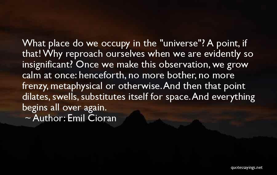 Evidently Quotes By Emil Cioran