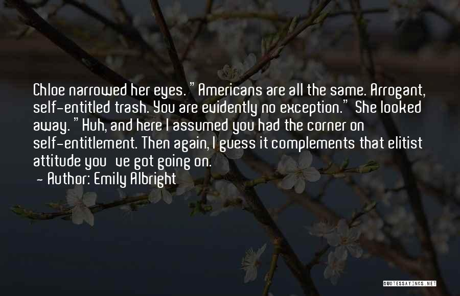 Evidently Quotes By Emily Albright