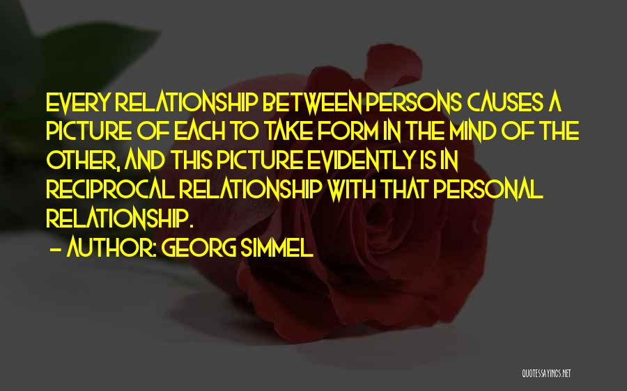 Evidently Quotes By Georg Simmel