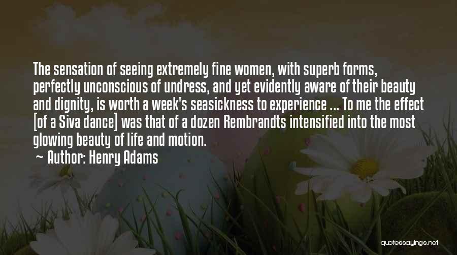 Evidently Quotes By Henry Adams