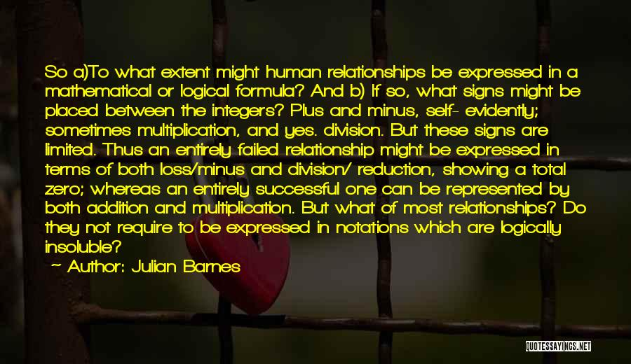 Evidently Quotes By Julian Barnes
