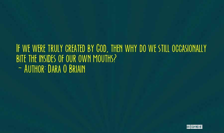 Evolution Quotes By Dara O Briain