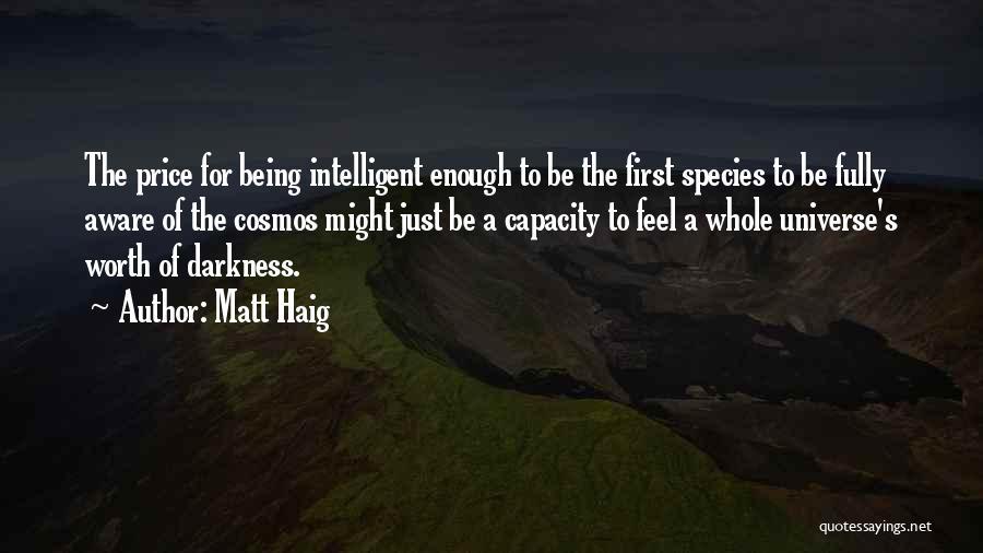 Evolution Quotes By Matt Haig
