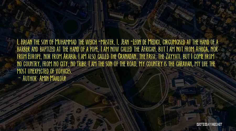 Ex De Medici Quotes By Amin Maalouf