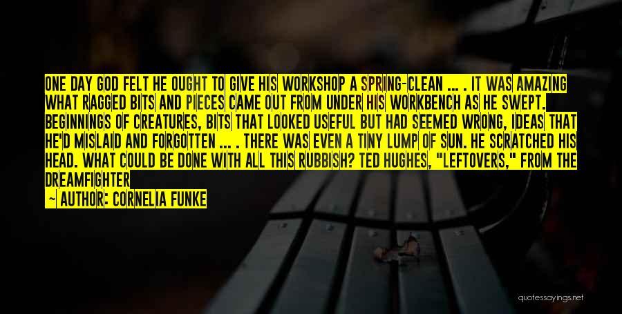Ex Leftovers Quotes By Cornelia Funke