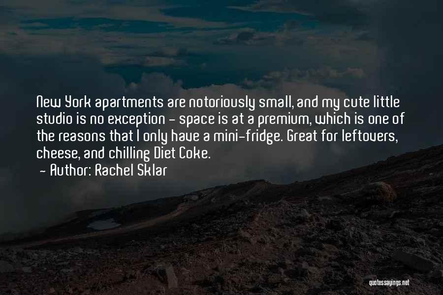 Ex Leftovers Quotes By Rachel Sklar