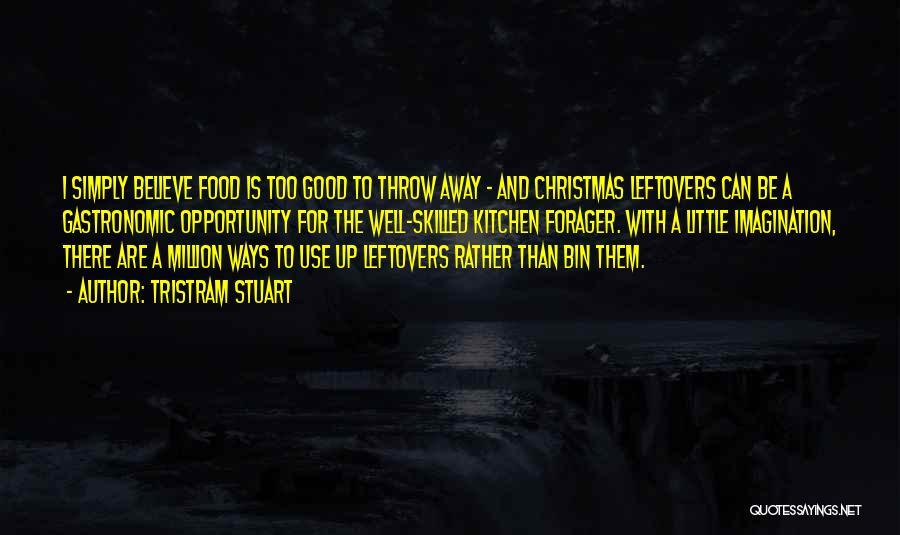 Ex Leftovers Quotes By Tristram Stuart