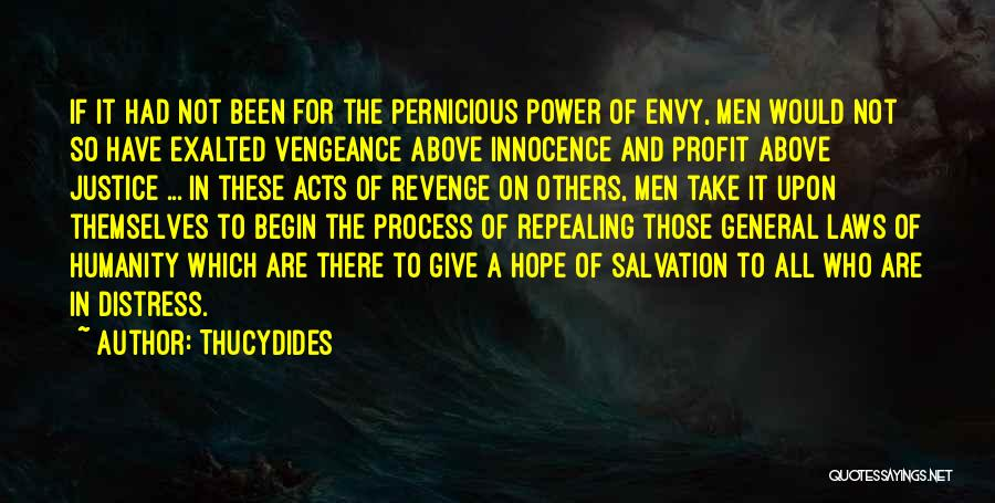 Exalted Quotes By Thucydides