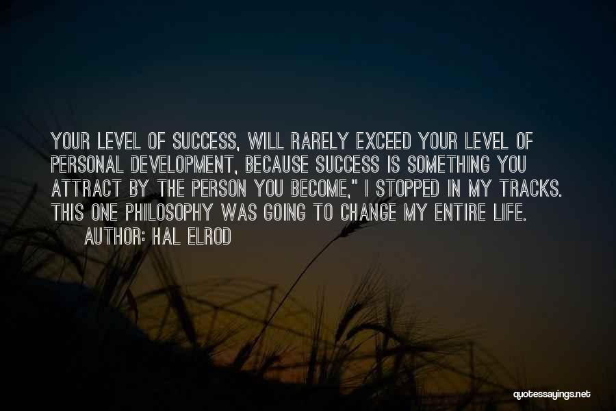 Exceed Quotes By Hal Elrod