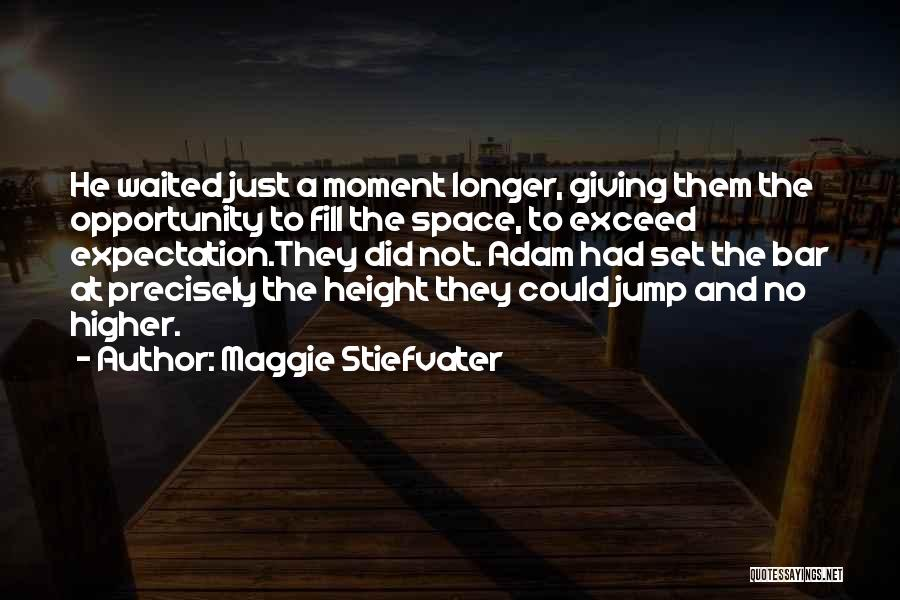 Exceed Quotes By Maggie Stiefvater