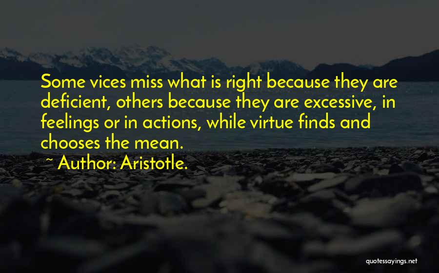 Excessive Quotes By Aristotle.