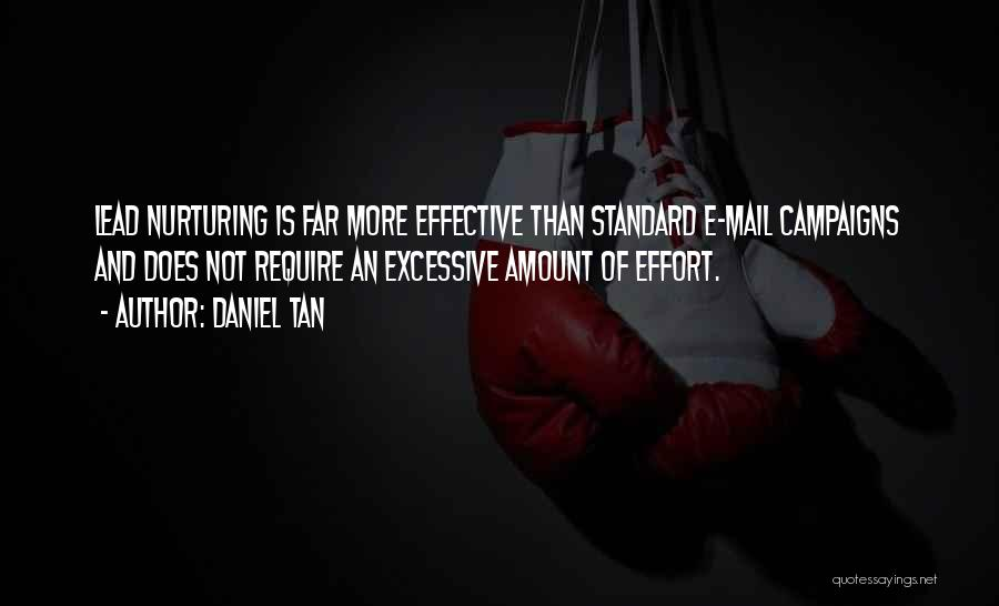 Excessive Quotes By Daniel Tan