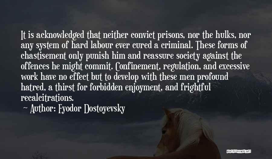Excessive Quotes By Fyodor Dostoyevsky
