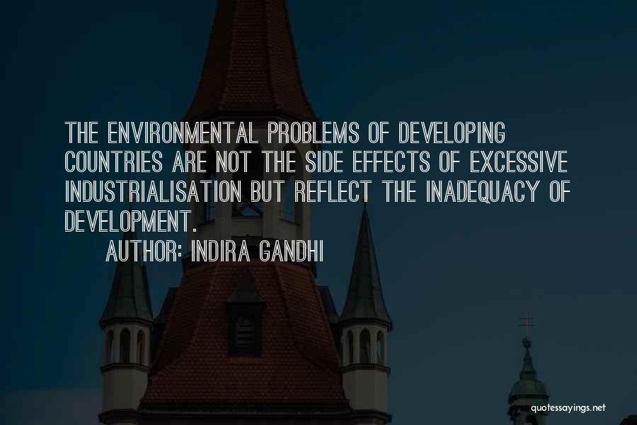 Excessive Quotes By Indira Gandhi