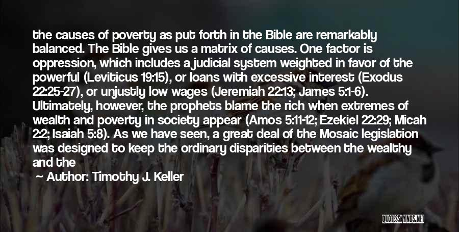 Excessive Quotes By Timothy J. Keller