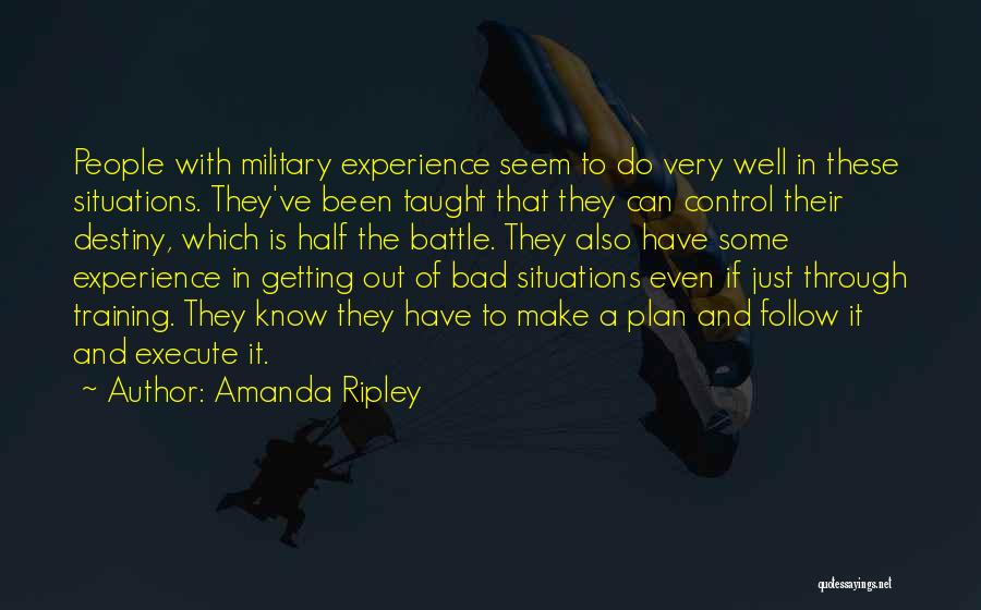 Execute Quotes By Amanda Ripley