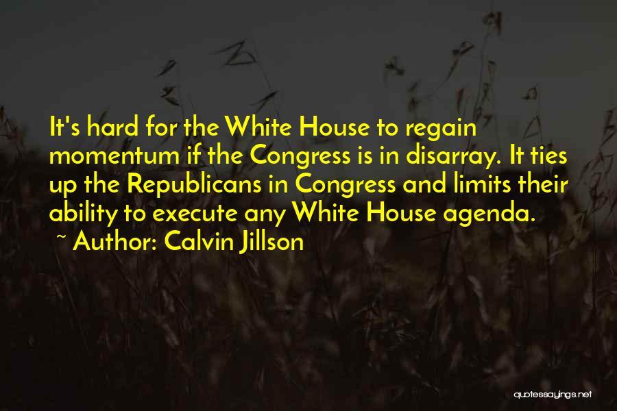 Execute Quotes By Calvin Jillson