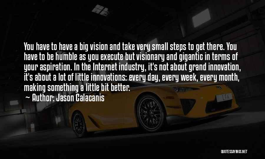 Execute Quotes By Jason Calacanis