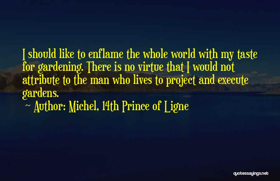 Execute Quotes By Michel, 14th Prince Of Ligne