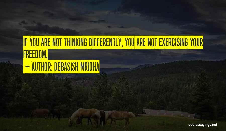 Exercising Inspirational Quotes By Debasish Mridha