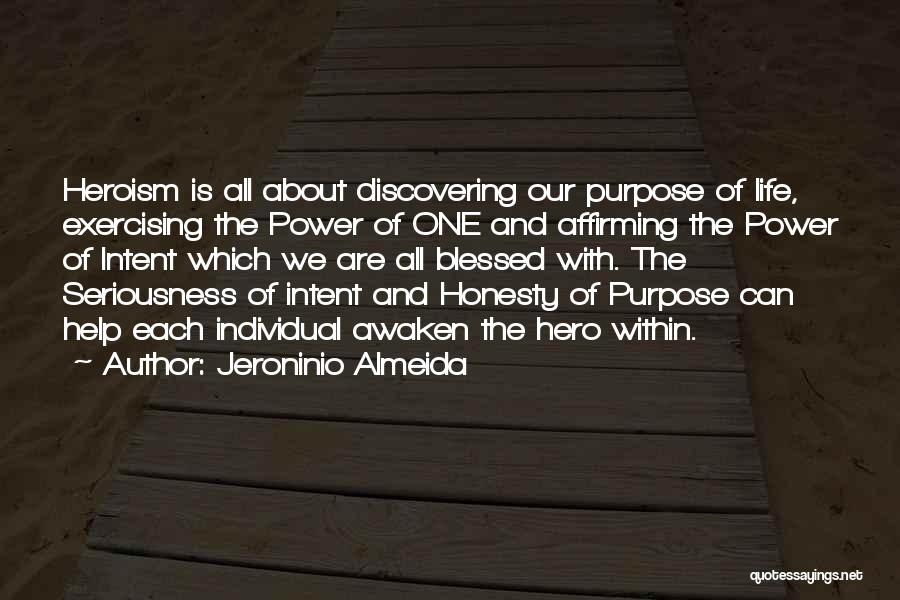 Exercising Inspirational Quotes By Jeroninio Almeida