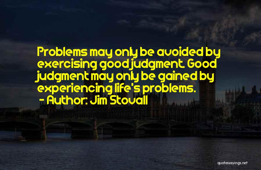 Exercising Inspirational Quotes By Jim Stovall