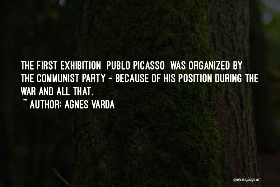 Exhibitions Quotes By Agnes Varda