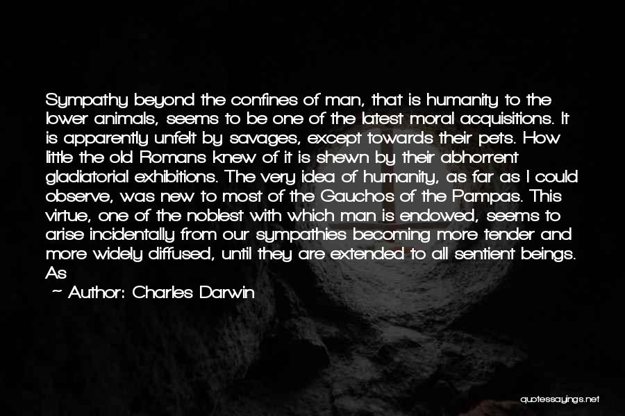 Exhibitions Quotes By Charles Darwin