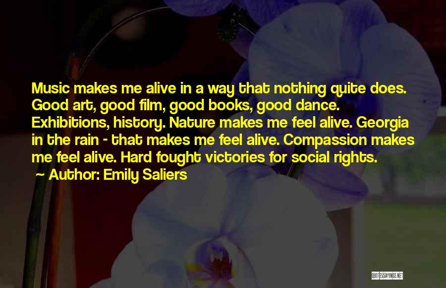 Exhibitions Quotes By Emily Saliers
